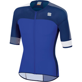 Sportful Bodyfit Pro 2.0 Light Jersey Men Blue Cosmic/Twilight Blue
